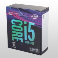 CPU Intel Core i5 8600(3.6Ghz, 9MB Cache, LGA1151V2) COFFEELAKE