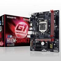 Main Gigabyte H110M - Gaming 3